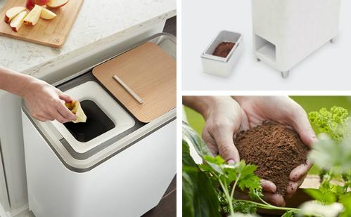 Xử lí rác thải thành khí gas để đun nấu