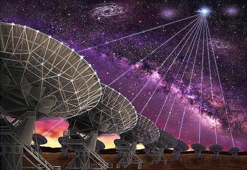 Những tín hiệu bí ẩn của người ngoài hành tinh