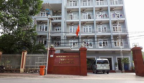 Trạm cảnh báo bão và sóng thần tại Thanh Hóa