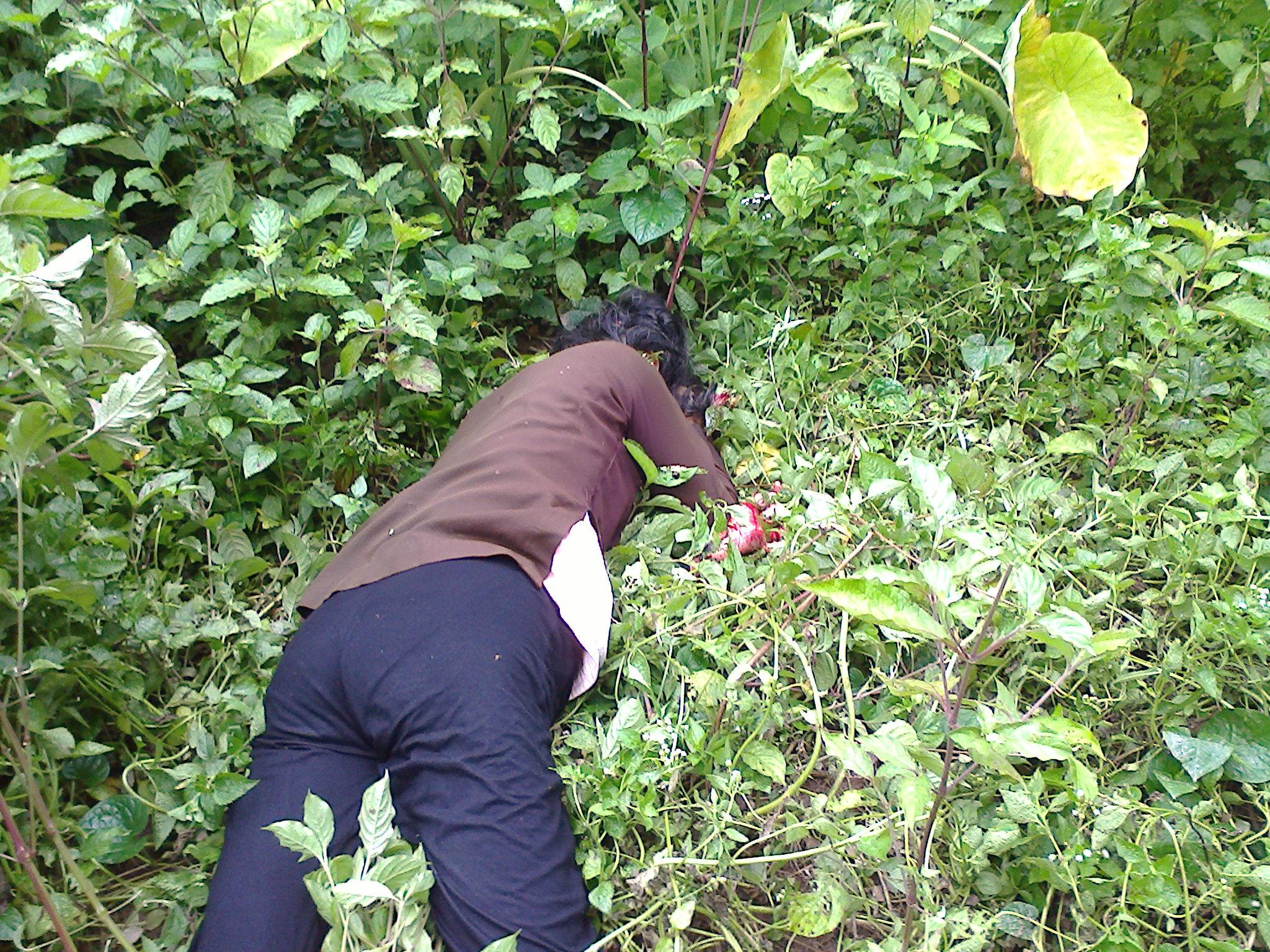 Một trong 4 nạn nhân xấu số