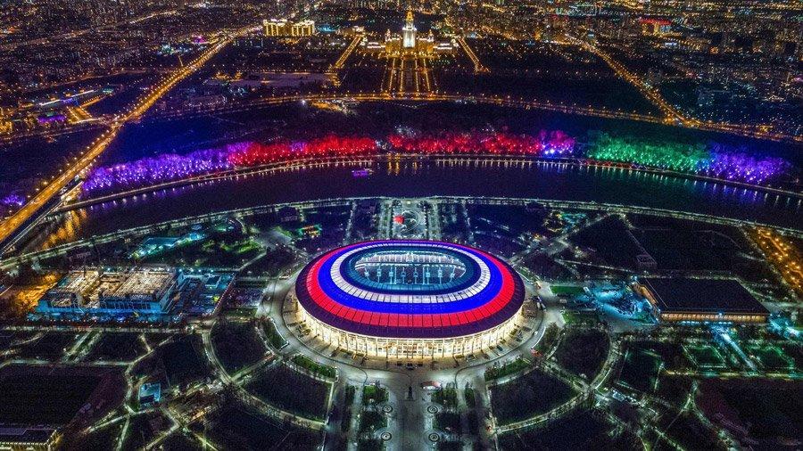 Lễ khai mạc World cup 2018 sẽ được tổ chức tại SVĐ Luzhniki