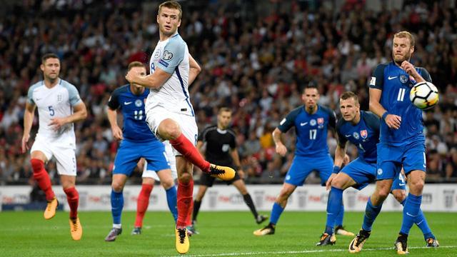 Tuyển Anh tại World cup 2018