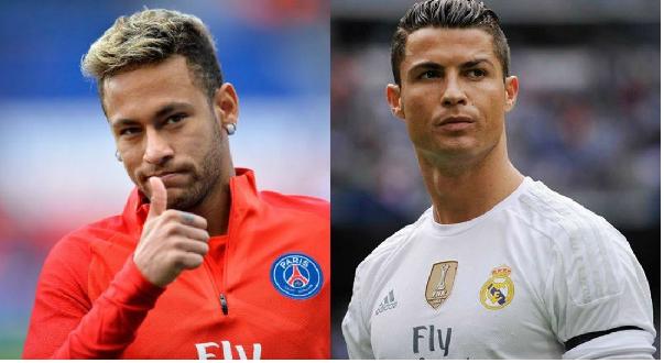 Real ra mắt Neymar trong ngày bán Ronaldo