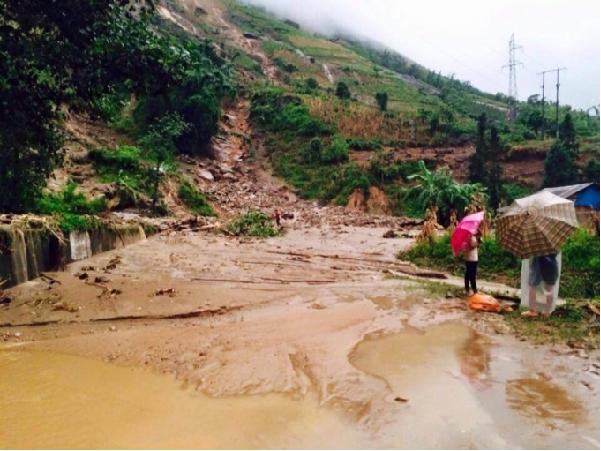 Chủ động ứng phó mưa lũ tránh thiệt hại về người và tài sản