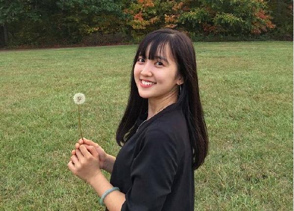 Gương mặt trẻ Việt Nam nữ sinh Nguyễn An Giang