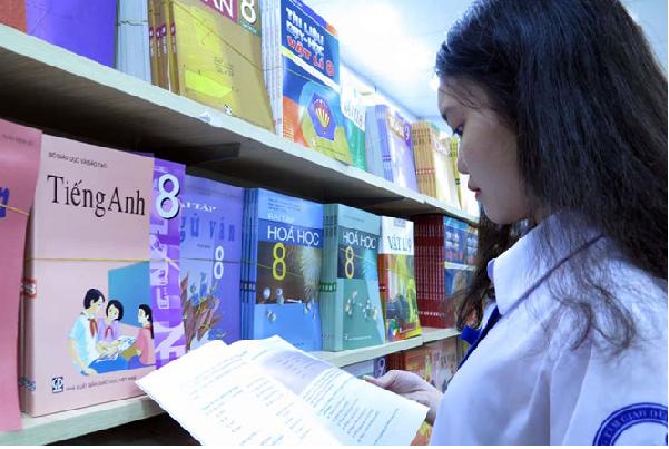 Viết Sách giáo khoa mới chưa khẳng định sẽ được triển khai trong năm 2019