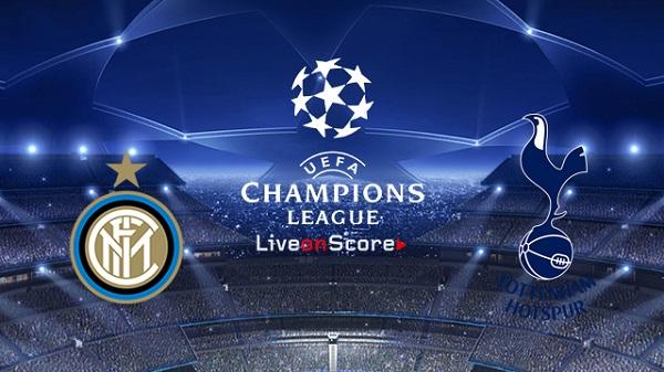 Nhận định Tottenham vs Inter Milan