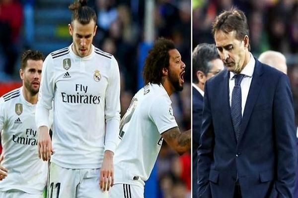Real đang đánh mất mình sau sự chia tay của Ronaldo