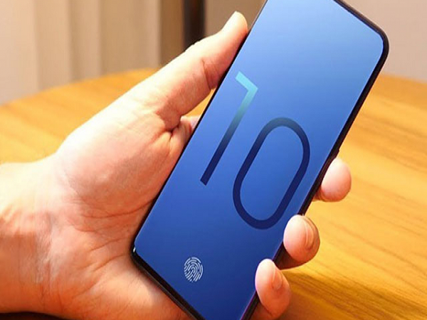 Lộ diện màn hình Infinity-O mới của samsung galaxy s10
