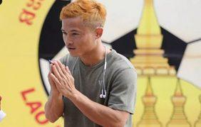 Messi Lào tuyên bố bỏ tuyển