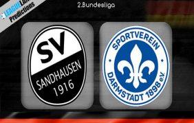 Nhận định Sandhausen vs Darmstadt