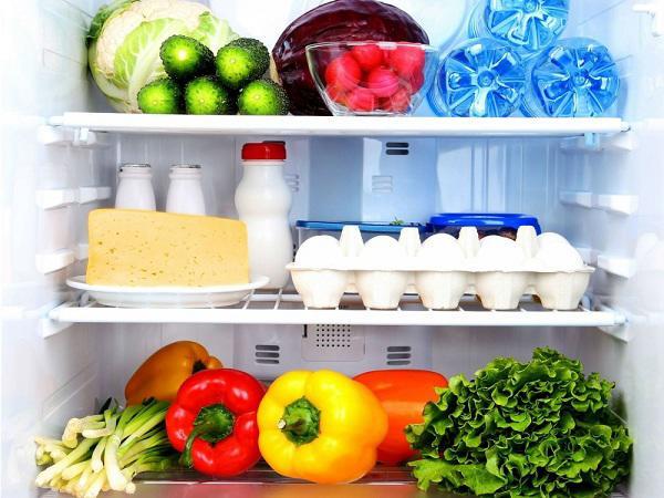 Cách bảo quản thực phẩm chín trong tủ lạnh