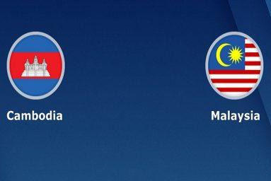 Nhận định U22 Campuchia vs U22 Malaysia
