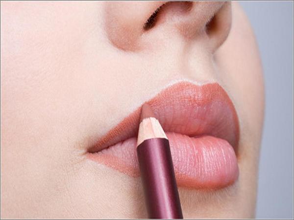 Viền môi và màu son không đồng nhất - lỗi make up chị em nên tránh