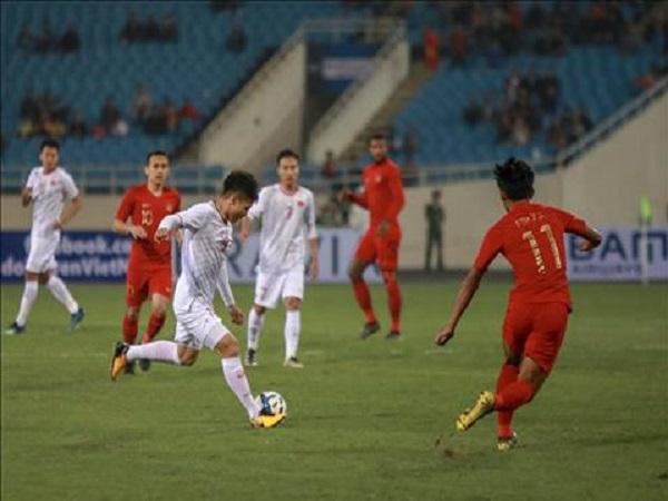 4 điều dễ nhận thấy sau trận thắng của Việt Nam
