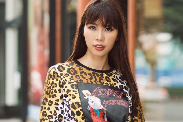 Bí quyết giữ lửa hôn nhân của siêu mẫu Hà Anh