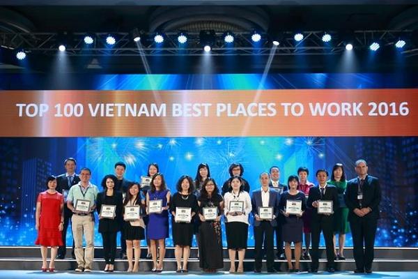 Vinamilk - nơi làm việc tốt nhất Việt Nam, giữ chân nhân tài