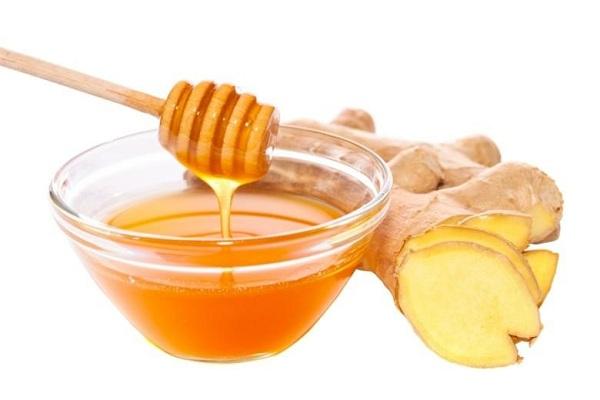 Gừng mật ong giúp xoa dịu cơn ngộ độc thực phẩm
