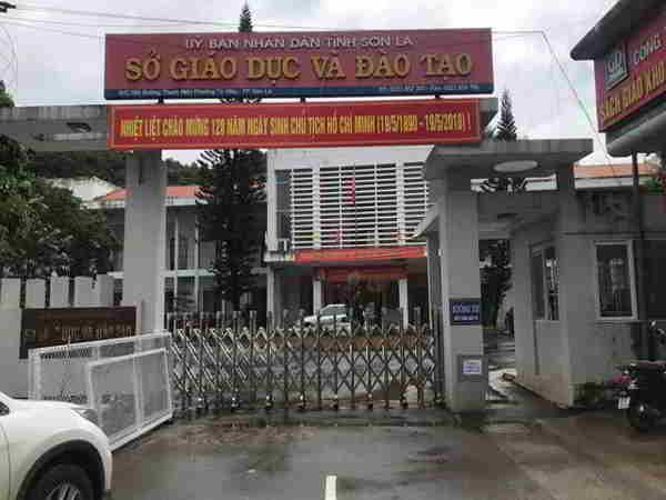 Xem điểm hay sửa điểm trong vụ gian lận thi cử ở Sơn La