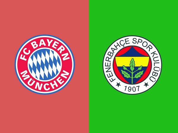 Phân tích kèo Bayern Munich vs Fenerbahce, 1h30 ngày 31/07