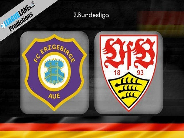 Soi kèo Aue vs Stuttgart 23h30, 23/08 (Hạng 2 Đức)