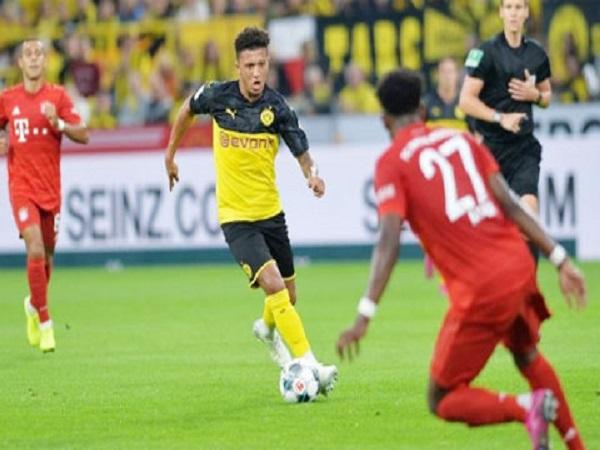 Thu hoạch của Bayern là gì sau thất bại trước Dortmund