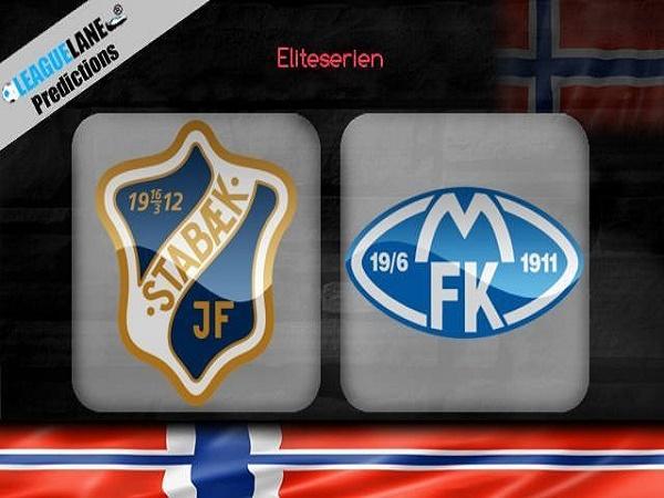 Nhận định kèo Stabaek vs Molde 0h00, 24/09 (VĐQG Na Uy)