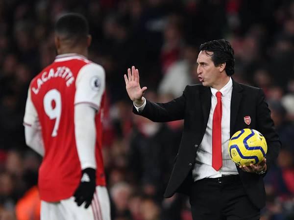 Arsenal 6 trận liền không thắng, Emery cứ yên tâm