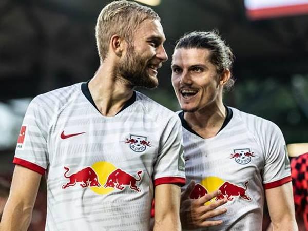 Dấu ấn RB Leipzig sau trận lượt đi tại Bundesliga