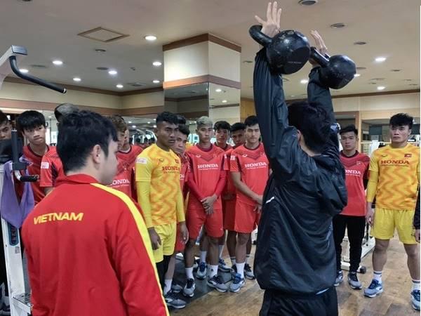 Thầy Park tự tin cùng Việt Nam giành vé dự Olympic 2020