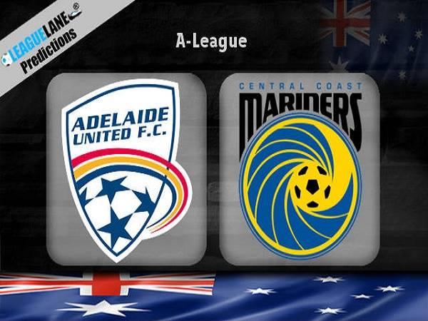Soi kèo Adelaide United vs Central Coast 15h30, 14/02 (VĐQG Australia)