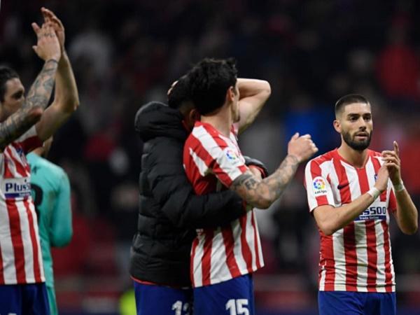 Atletico Madrid, Sevilla thắng dễ ở vòng 25 La Liga