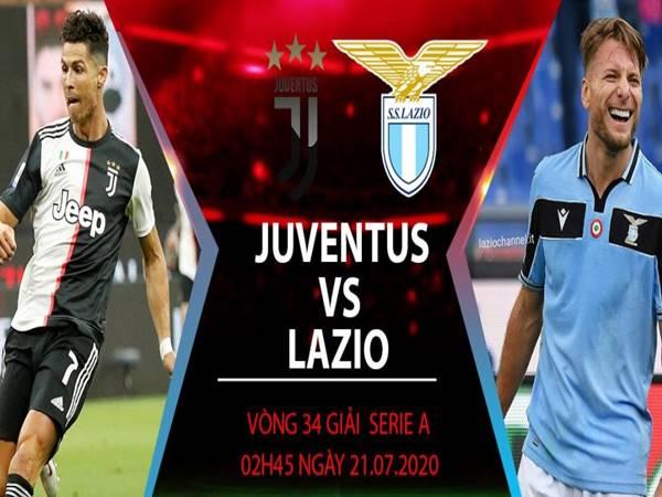 Nhận định Juventus vs Lazio, 02h45 ngày 21/7
