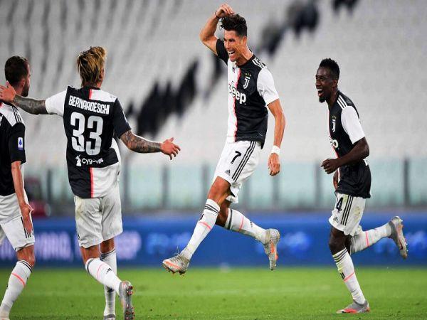 Juventus Vô địch nhưng không phải số 1