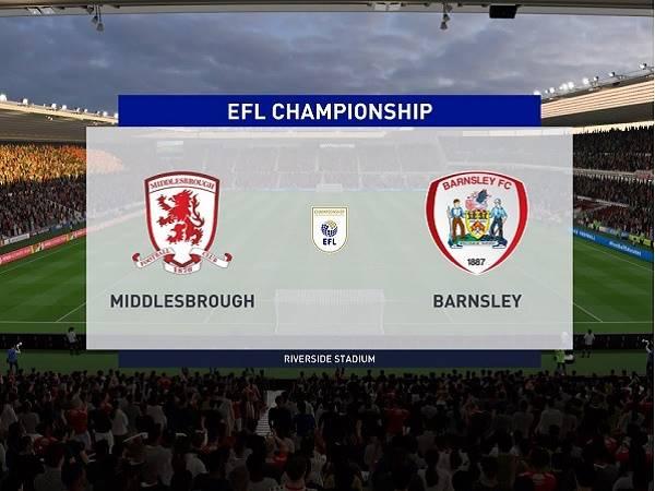 Nhận định Middlesbrough vs Barnsley 00h00, 16/09 - Cúp Liên đoàn Anh