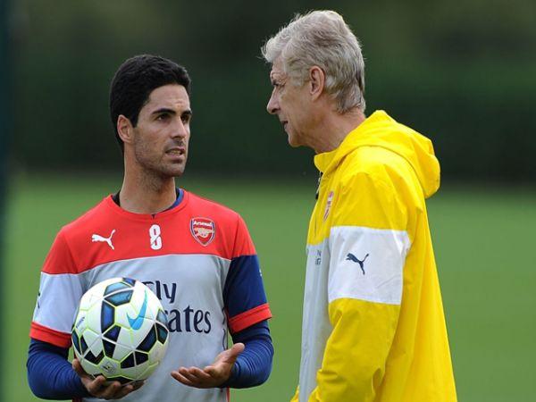 Bóng đá QT 16/10: HLV Mikel Arteta muốn thầy cũ trở về Arsenal