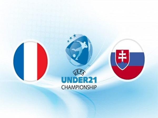 Nhận định U21 Pháp vs U21 Slovakia 02h00, 13/10 - U21 châu Âu
