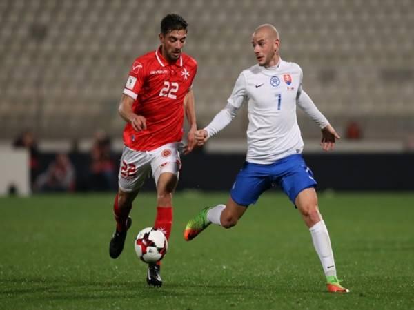 Dự đoán Kèo Tài Xỉu Slovakia vs Malta (2h45 ngày 28/3)