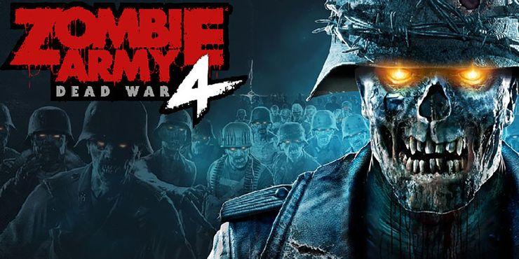 Zombie Army 4 tiết lộ bản nâng cấp thế hệ tiếp theo miễn phí cho PS5 và Xbox Series X