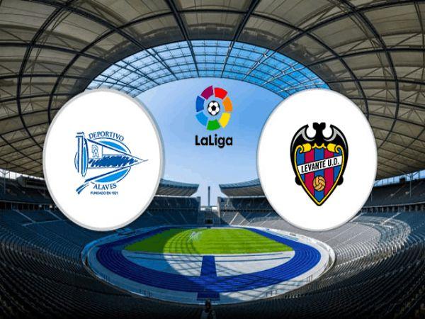Soi kèo Alaves vs Levante, 19h00 ngày 8/5 - La Liga