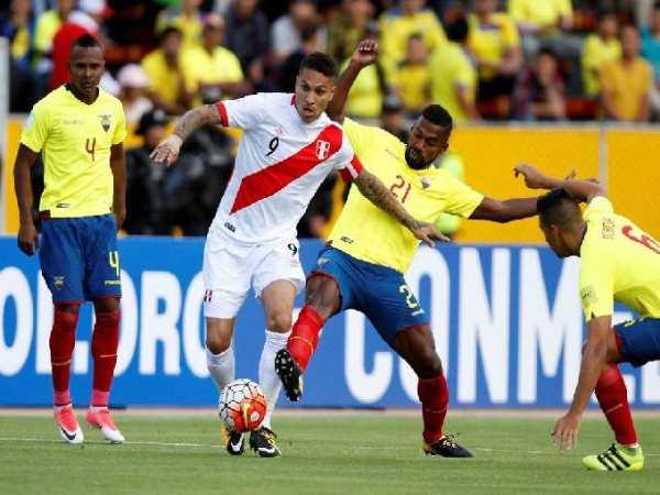 Soi kèo trận đấu Ecuador vs Peru