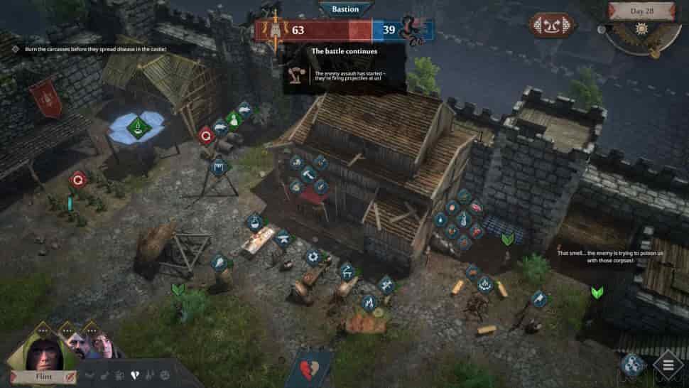 Siege Survival không đùa về việc trở thành một trò chơi sinh tồn