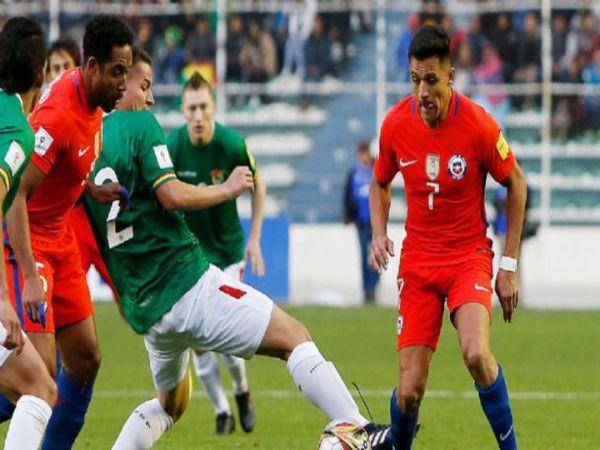 Nhận định, Soi kèo Chile vs Bolivia, 08h30 ngày 9/6 - VL World Cup 2022