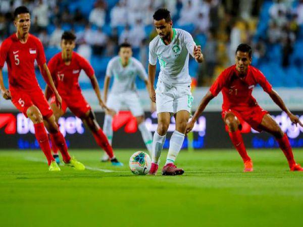Nhận định tỷ lệ Singapore vs Saudi Arabia, 01h00 ngày 12/06