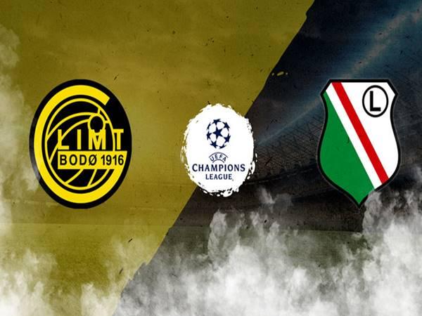 Soi kèo Bodo Glimt vs Legia Warszawa, 23h00 ngày 07/07
