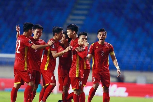 Đội tuyển U22 Việt Nam chuẩn bị cho vòng loại Giải vô địch U23 châu Á