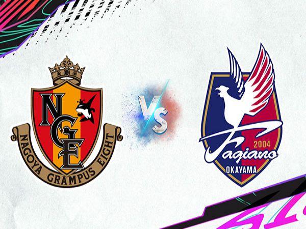 Nhận định kèo Nagoya Grampus vs Fagiano Okayama, 16h00 ngày 2/8