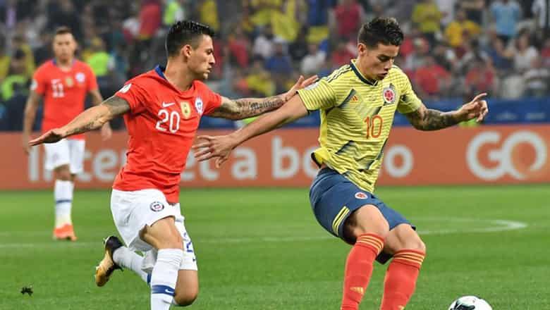 Soi kèo Colombia vs Chile, 6h00 ngày 10/9