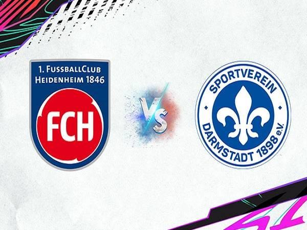 Nhận định Heidenheim vs Darmstadt – 23h30 24/09, Hạng 2 Đức