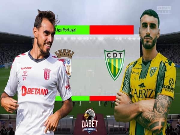 Soi kèo Sporting Braga vs Tondela 21/9